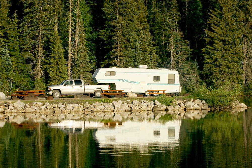 Boomers Becoming Modern-Day Nomads as Work Campers