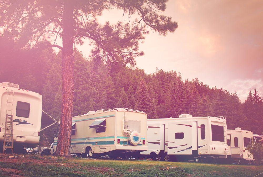 Go RVing Experience Zone