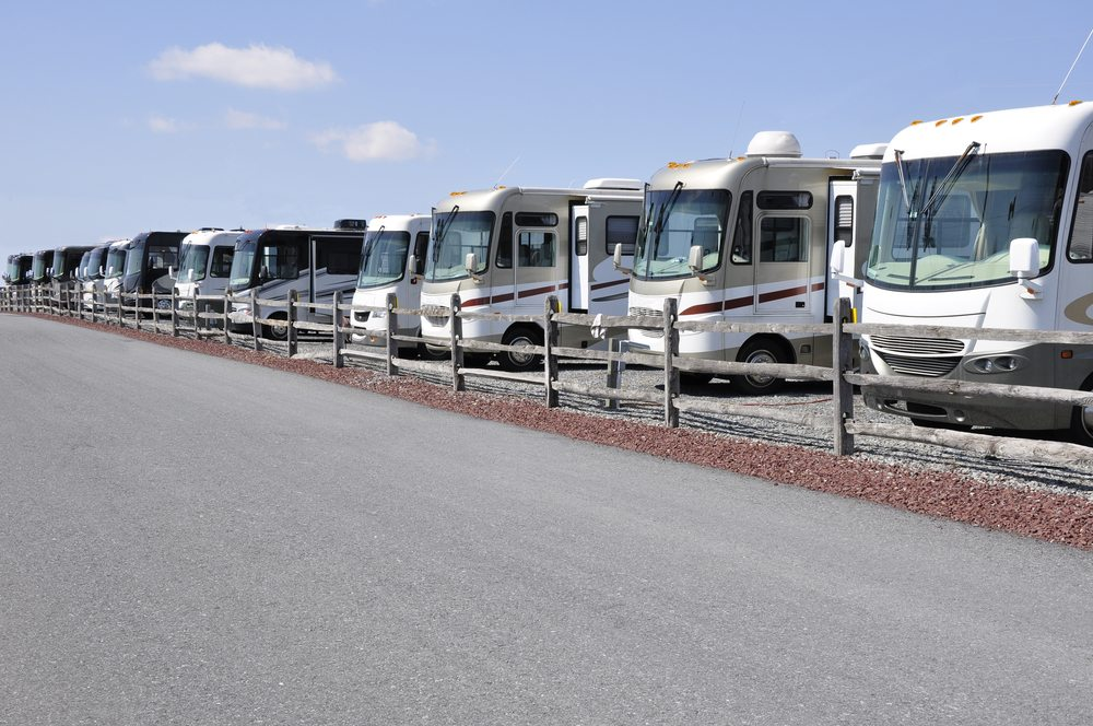 Huge RVs Are In Demand!