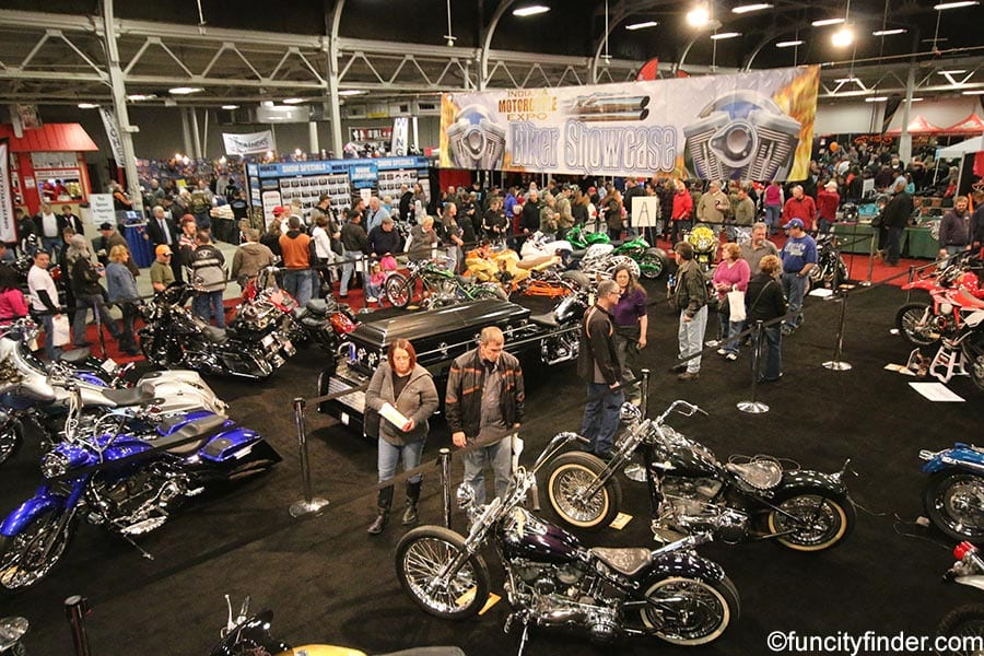 The Indiana Motorcycle Expo