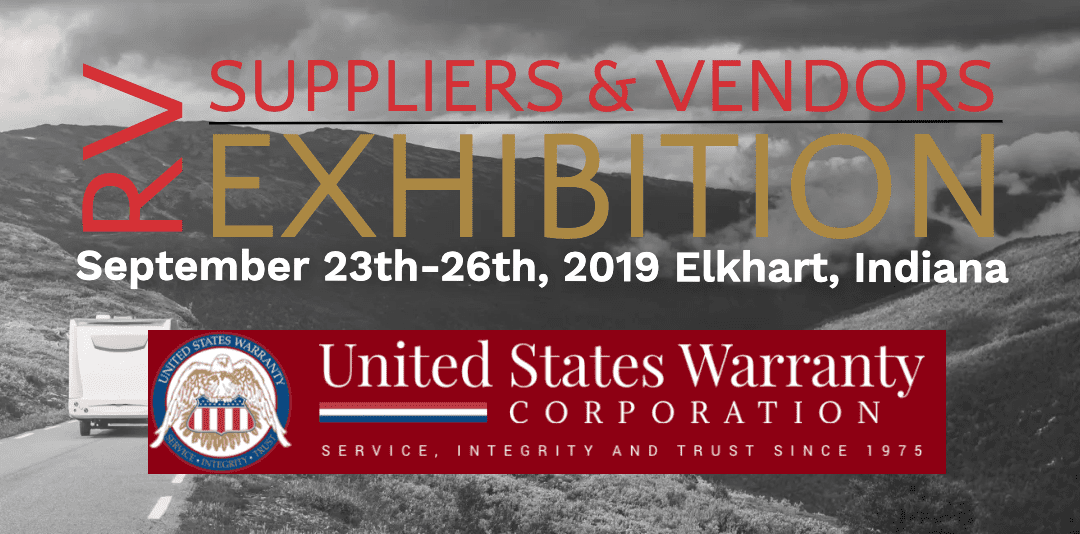 2019 RV Suppliers & Vendors Exhibition
