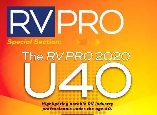 RV PRO Announces 2020 Class of Under 40 Professionals- Congratulations Jodi M. Latshaw !